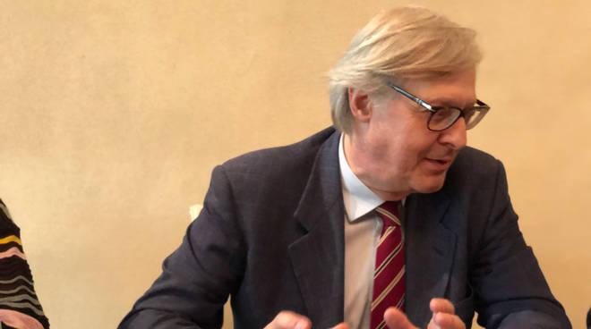 """La """"Giornata Arisi"""" con Vittorio Sgarbi"""