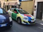 La Google Car avvistata a Fiorenzuola