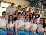 La squadra della Calypso agli Assoluti