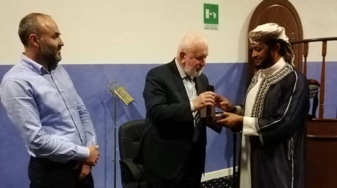 La visita del Gran Muftì alla Comunità Islamica