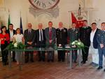 La visita del Prefetto a Fiorenzuola
