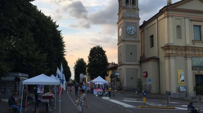 Notte d'estate a Gragnano Trebbiense