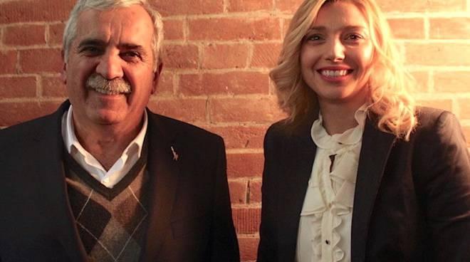 Pietro Pisani e Elena Murelli