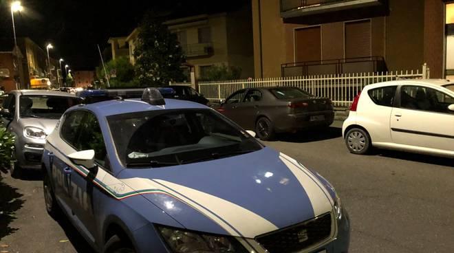 polizia via Vignola