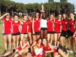 squadra cadette Atletica Piacenza