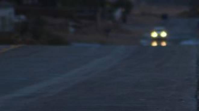 Strada buia