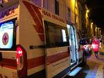 Aggressione in via Roma