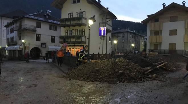 Alluvione a Moena