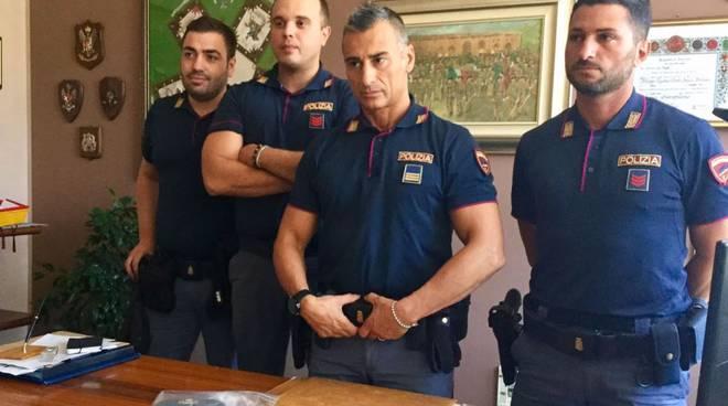 Arresto volanti Piacenza