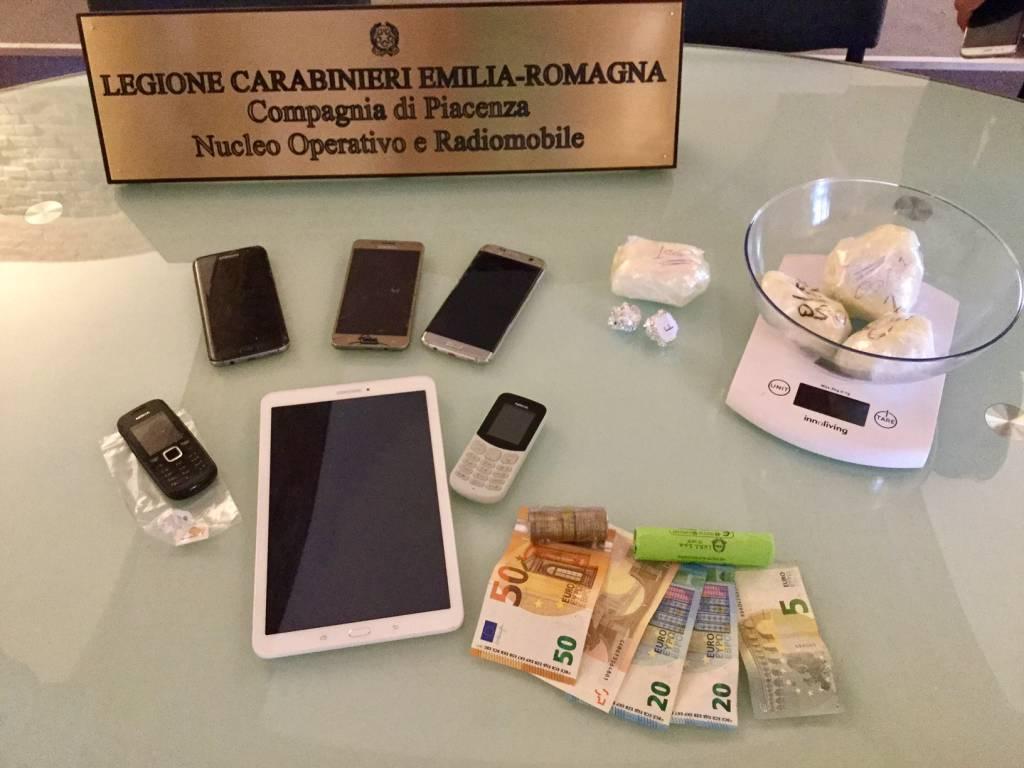 carabinieri arresto droga