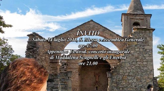 Assemblea Antica Chiesa di Sant\'Andrea e Concerto dell\'Appennino 2018