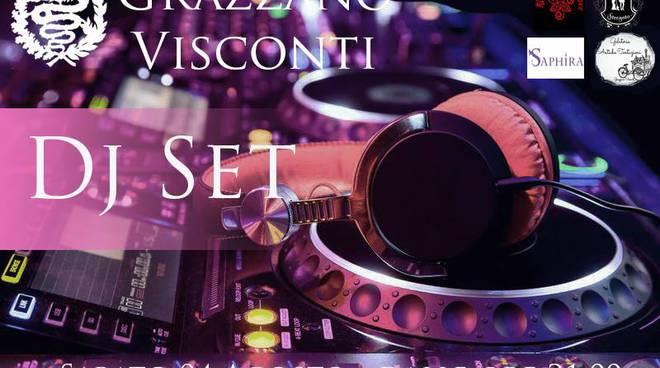 Dj Set at Grazzano Visconti - Dj Jho