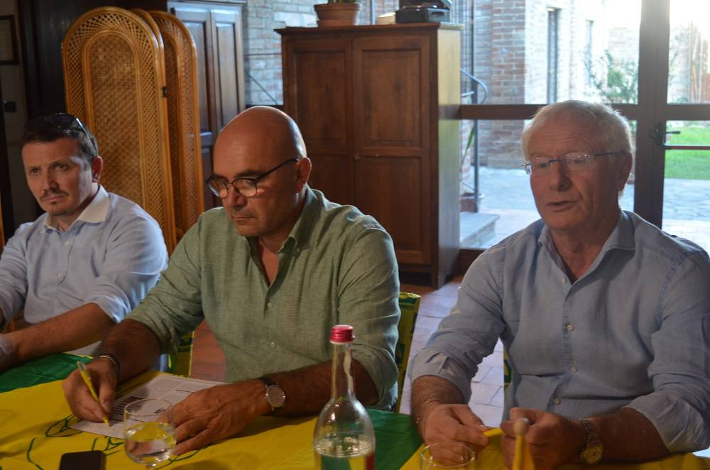 Elezione nuovo presidente di Terranostra Piacenza