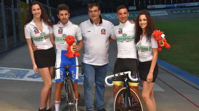 Francesco Lamon e Liam Bertazzo