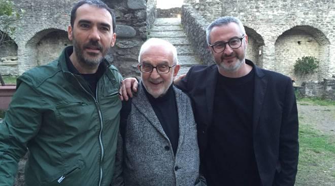 Gianni Coscia, Max De Aloe e Daniele di Bonaventura