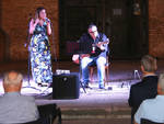 Il concerto del duo Betty Palumbo Acoustic Sound