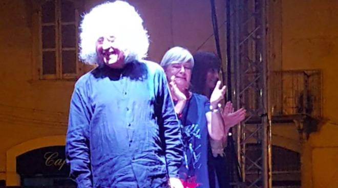 Il concerto di Angelo Branduardi a Castelsangiovanni