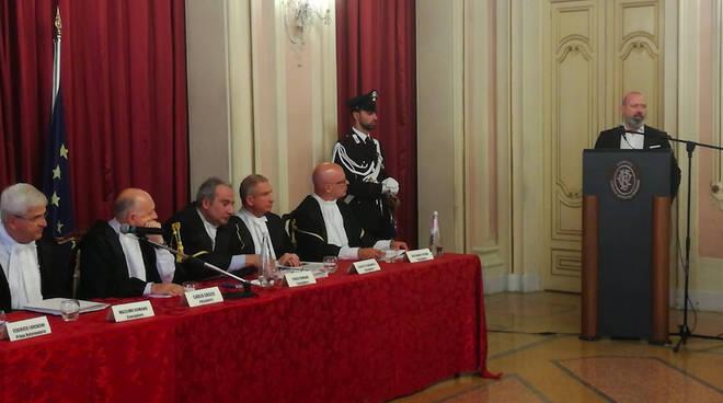 Il presidente Bonaccini alla Corte dei Conti