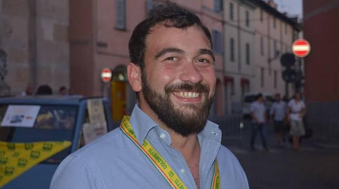 Il presidente dei Giovani di Coldiretti Davide Minardi