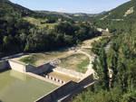 Inaugurazione diga di Mignano