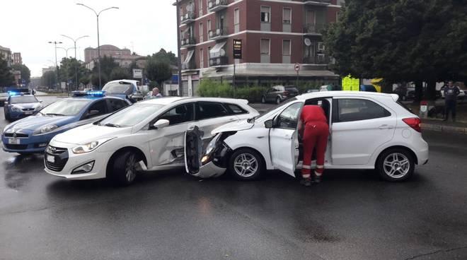 Incidente in via Manfredi