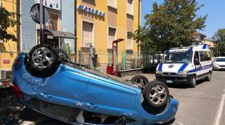 Incidente in via Montebello