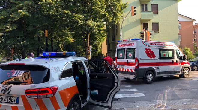 incidente via Nasolini