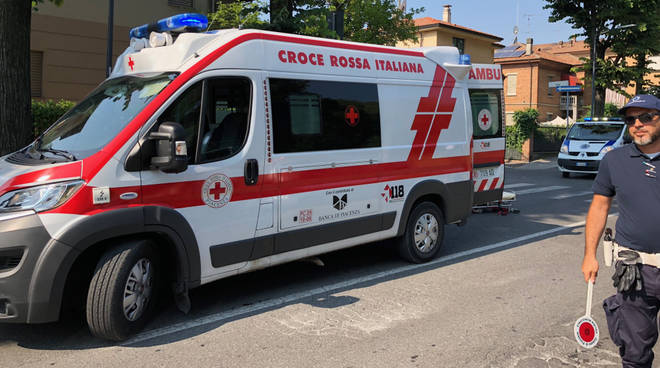 L'incidente in via IV Novembre