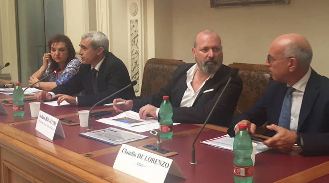 L'incontro in Provincia con Anas e il presidente Bonaccini