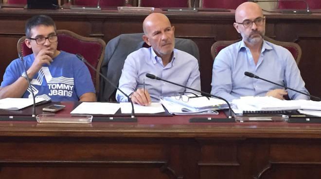 La commissione in consiglio comunale