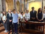La consegna dell'Antonino d'oro nella Basilica