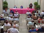La presentazione del libro a Borgonovo