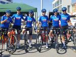La squadra azzurra agli Europei