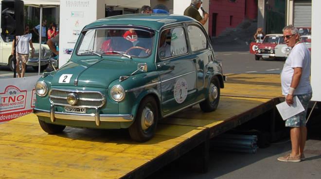 La vettura dei vincitori