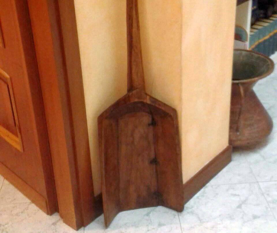 lavori legno carcere Enaip