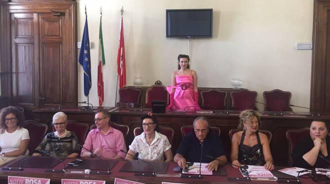 Notte Rosa la conferenza stampa