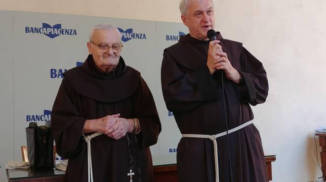 Padre Contardo e padre Secondo