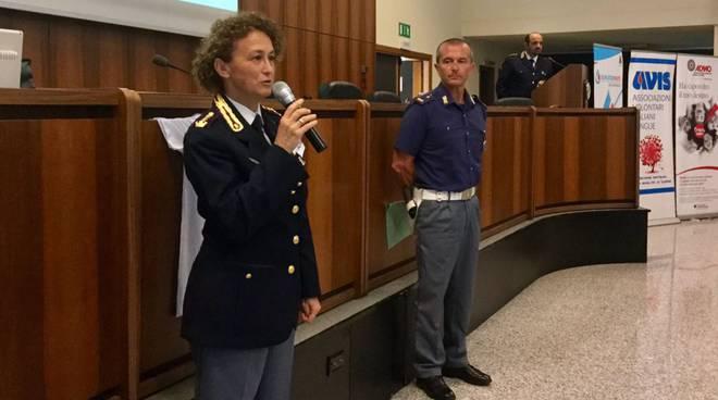 Polizia, Avis, Admo e Aido fanno squadra per promuovere la cultura della donazione