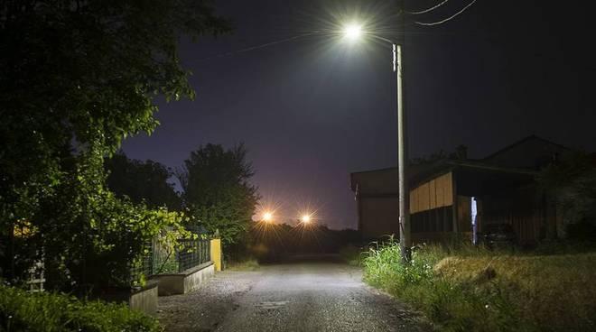 Punti luce a Gragnano Trebbiense