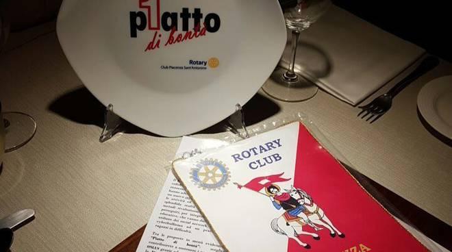 Rotary 1 piatto di Bontà