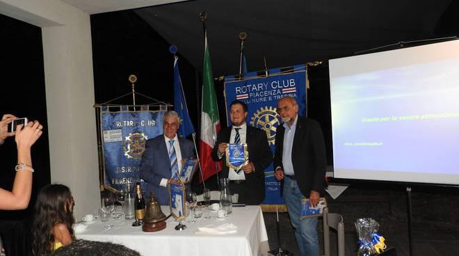 Rotary Fiorenzuola e Rotary Piacenza Valli Nure e Trebbia