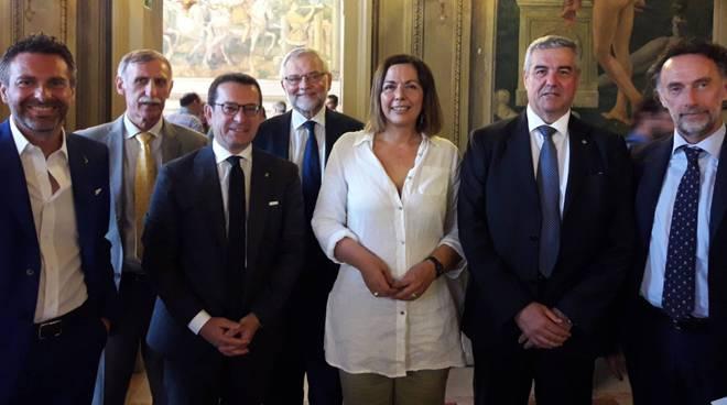 Stato degli Argini, convegno a Ferrara