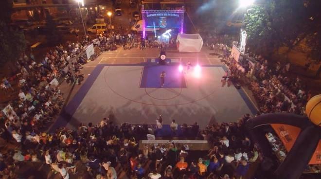 Streetball 3X3 a Fiorenzuola