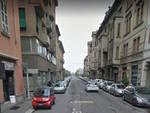 Via Cavour a Piacenza