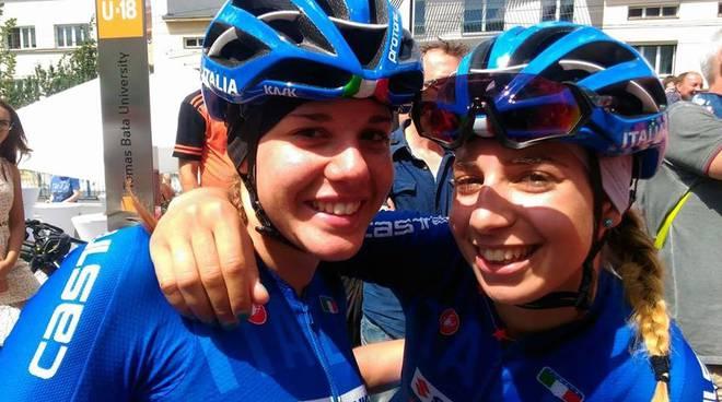 Zanardi e Collinelli, Vo2 Team Pink