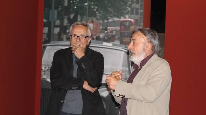 Bellocchio e Gianni Amelio