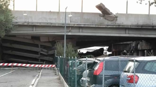 Borgo Panigale incidente