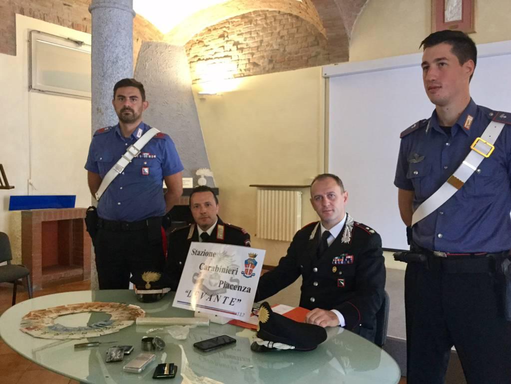 carabinieri stazione levante