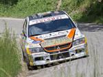 Ciuffi-Cadore, gli ultimi vincitori di un rally in Val Tidone (Foto Marco Pirani)