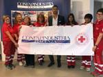 Confapindustria donazione Croce Rossa